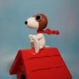 Capture d'écran 2018-06-26 à 14.09.36.png Télécharger fichier STL gratuit Pilote Snoopy - Figurine Baron Rouge • Objet à imprimer en 3D, ChaosCoreTech