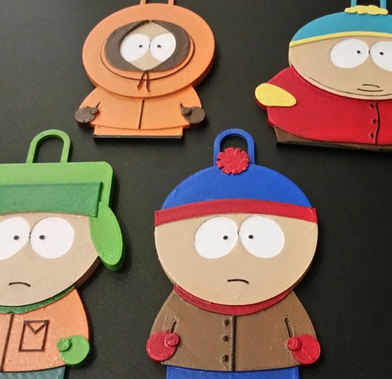 Capture d'écran 2016-12-07 à 10.24.19.png Télécharger fichier STL gratuit Stan, Kyle, Kenny et Cartman - Personnages de South Park • Modèle à imprimer en 3D, ChaosCoreTech