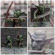 Download 3D printer designs Goblin D&D Set, ChaosCoreTech
