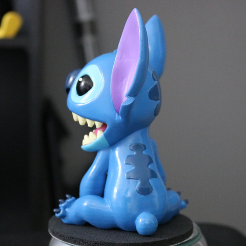 Lilo and Stitch 3D printing 3D printed impression 3D Imprimante 3D fichier 3D gratuit Cults5.png Download free STL file Stitch [Lilo and Stitch] • 3D printable template, ChaosCoreTech