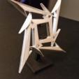 Free 3D print files Metallica Ninja Star, ChaosCoreTech