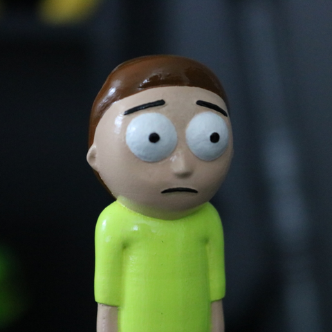 Capture d'écran 2017-07-19 à 19.30.47.png Télécharger fichier STL gratuit Morty Smith [Rick et Morty] • Design pour imprimante 3D, ChaosCoreTech