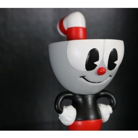 ed55a78f4457d9ed9d5eb9167b7fa25f_preview_featured.JPG Download free STL file Cuphead and Mugman • 3D printing model, ChaosCoreTech