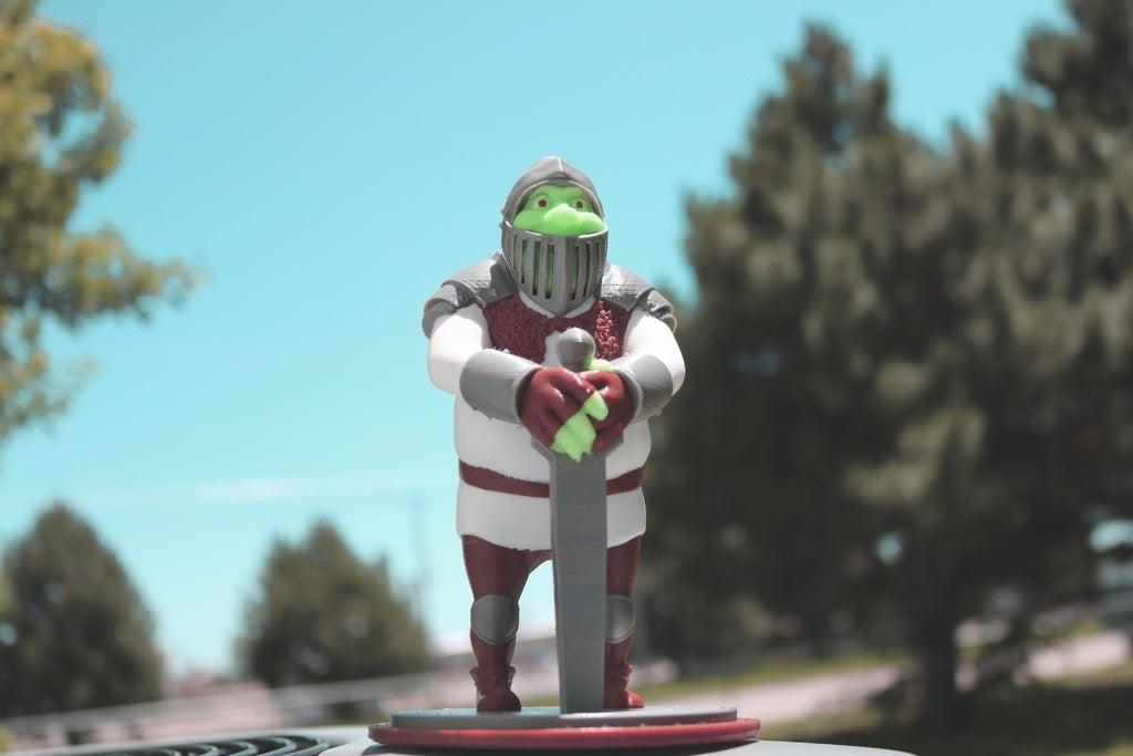 aaf56c5aa96c9e170518d43364707f36_display_large.jpg Télécharger fichier STL gratuit Shrek en armure (prêt pour MMU) • Design pour imprimante 3D, ChaosCoreTech