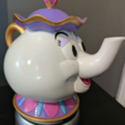 Download free STL file Mrs Potts Container! [Beauty and the Beast] • 3D print design, ChaosCoreTech