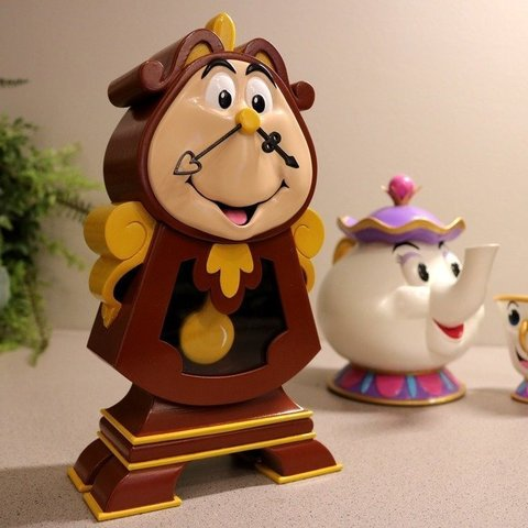09dd8c2662b96ce14928333f055c5580_display_large.jpg Download free STL file Cogsworth - Beauty and the Beast • 3D printer design, ChaosCoreTech