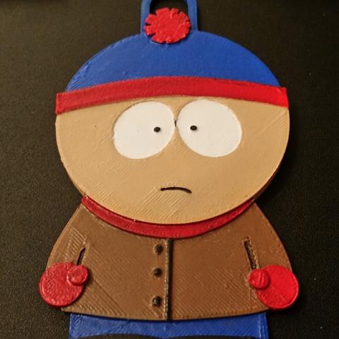 Capture d'écran 2016-12-07 à 10.24.09.png Télécharger fichier STL gratuit Stan, Kyle, Kenny et Cartman - Personnages de South Park • Modèle à imprimer en 3D, ChaosCoreTech