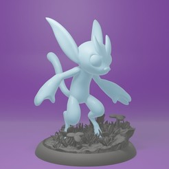 ori.jpg Download STL file Ori and the Will of the Wisps • Template to 3D print, ChaosCoreTech