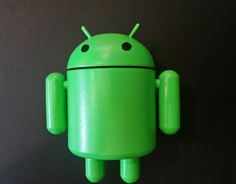 Capture d'écran 2016-12-27 à 10.06.04.png Download free STL file Bugdroid - Android Mascot • 3D printing object, ChaosCoreTech