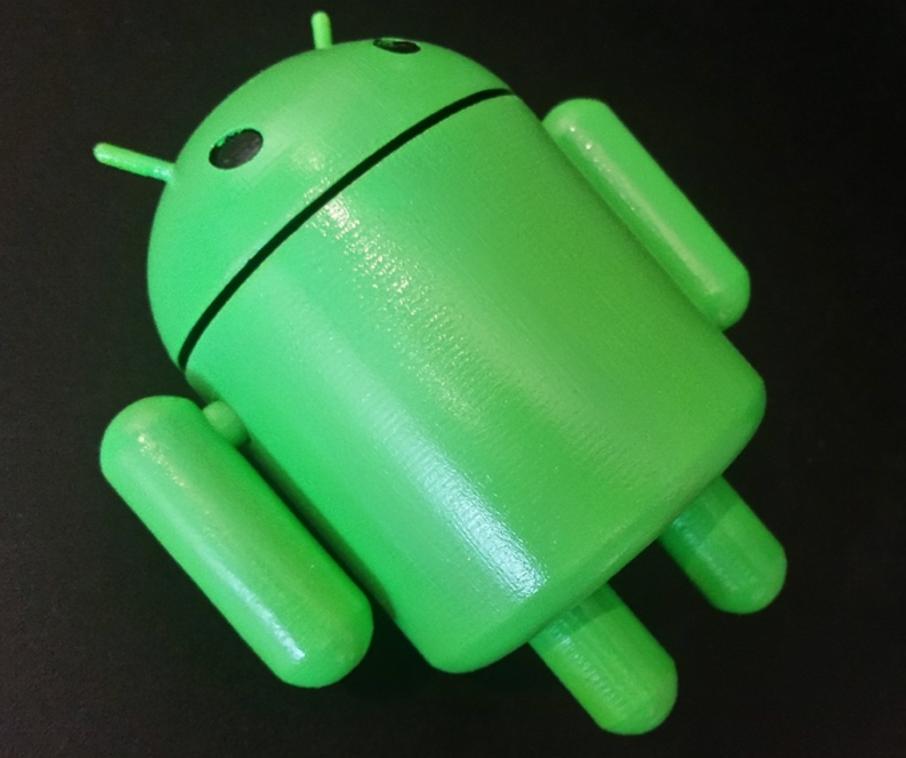 Capture d'écran 2016-12-27 à 10.06.30.png Download free STL file Bugdroid - Android Mascot • 3D printing object, ChaosCoreTech