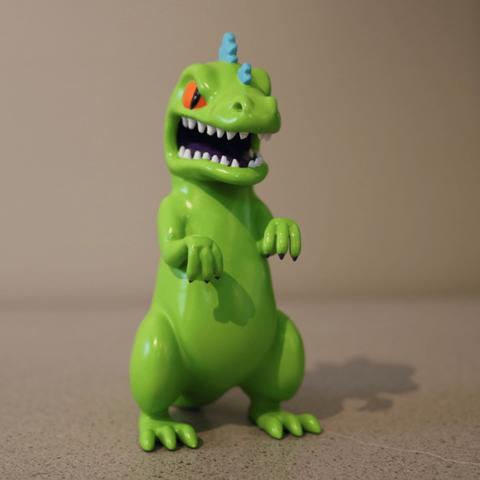 Capture d'écran 2018-03-05 à 12.06.57.png Download free STL file Reptar [Rugrats] • 3D printing model, ChaosCoreTech