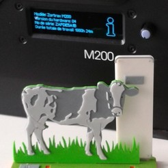 Descargar archivo 3D gratis Vaca, Jules