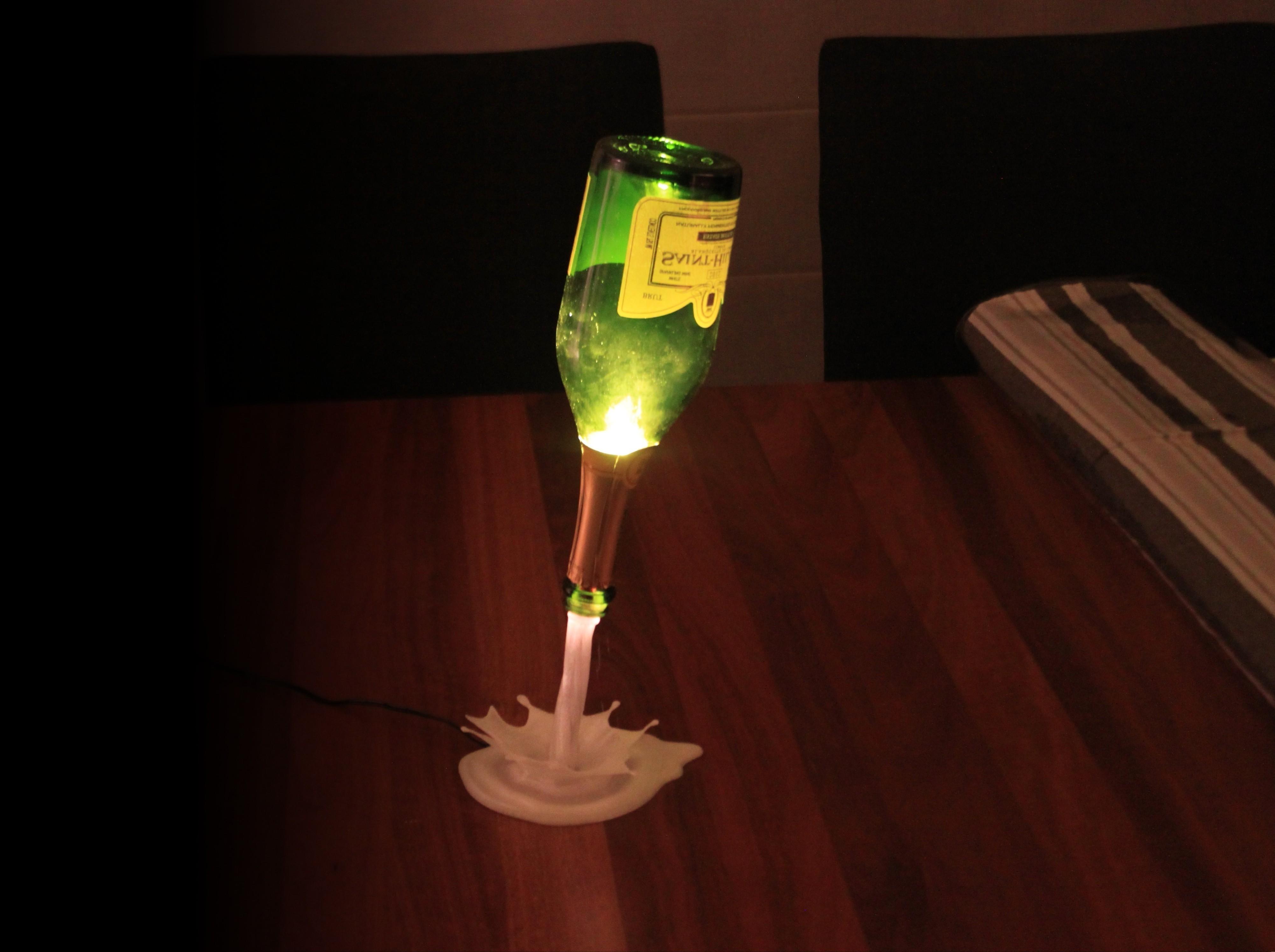 Splash_Light_by_Apex_2.jpg Download free STL file SplashLIGHT • 3D print object, Avooq