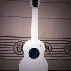 3d printer designs Ukulele/Guitar for Nintendo switch (accessory), Shigeryu