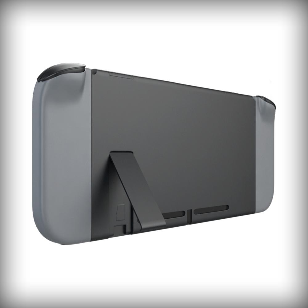 NswitchBack1000.png Download STL file Nintendo switch modèle • 3D print design, Shigeryu