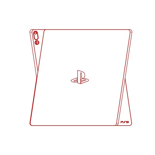 ps5patent2.jpg Download free STL file Original ps5 fake console • Object to 3D print, Shigeryu
