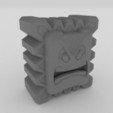 Download STL file Thwomp (Super mario bros) • 3D printing object, Shigeryu