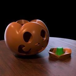 PumpkinsScene_2020-Oct-02_03-39-20PM-000_CustomizedView6058579931.jpg Download STL file Animal Crossing Pumpkin and Mask • 3D print design, Shigeryu