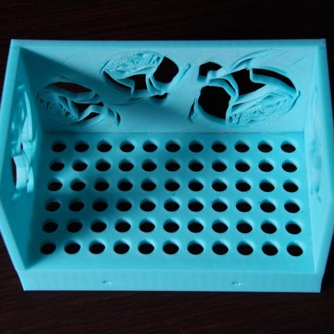 3d print files Bathroom shelf, Protonik