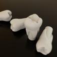 Télécharger fichier STL Embout à crayon en fome de dent (molaire) • Modèle à imprimer en 3D, Eyjafjoll