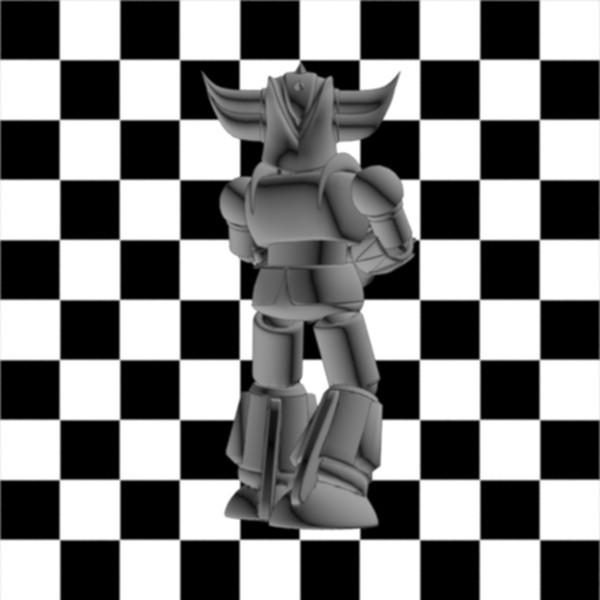 Goldorak3.jpg Download free STL file Figurine Mini Goldorak • 3D print design, Steph