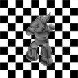 Impresiones 3D gratis Mini_GOLDORAK, Steph