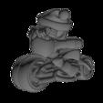 Télécharger fichier imprimante 3D gratuit Nounours Père Noel, Steph