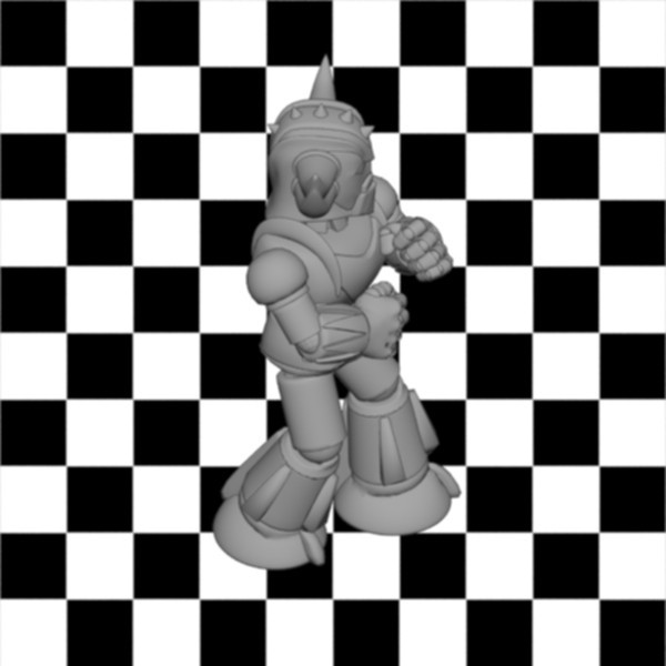 Goldorak1.jpg Download free STL file Figurine Mini Goldorak • 3D print design, Steph