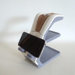 Free 3D file smarthone and tablet PC stand - uni-stand-B -, masa_4dc