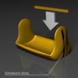 3D file Roll paper holder, masa_4dc