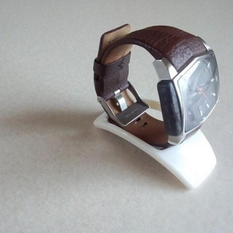 3d printer files watch stand -BRG_01f-km, masa_4dc