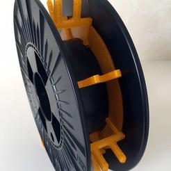 Impresiones 3D gratis Reciclaje de bobinas, fran27