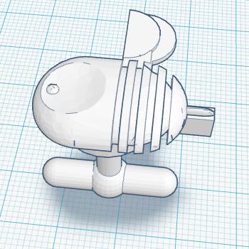 Captura_de_ecr__2014-12-13___s_02.18.43.png Download free STL file BEE_Cufflinks • 3D printing template, fmendes75
