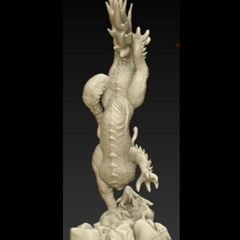 Neue_Bitmap.jpg Télécharger fichier OBJ gratuit Dragon chiniese • Modèle à imprimer en 3D, schneck