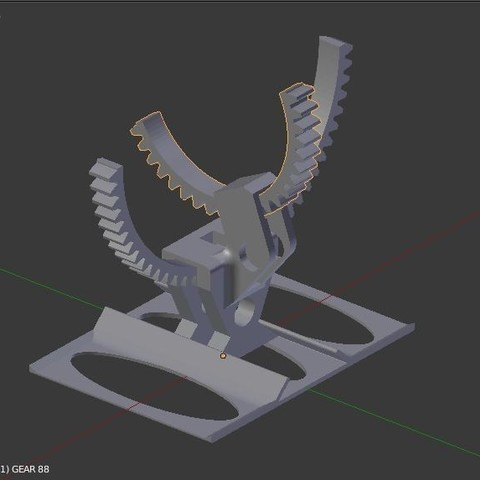 montage4.JPG Download STL file Armillary phone holder • 3D printer model, 3d-fabric-jean-pierre
