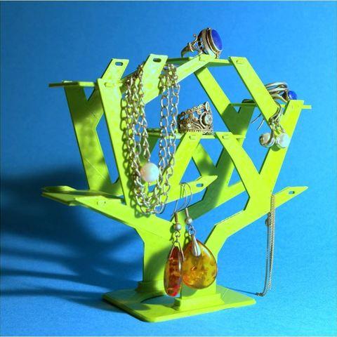 Archivos 3D Árbol de estante de joyería, 3d-fabric-jean-pierre