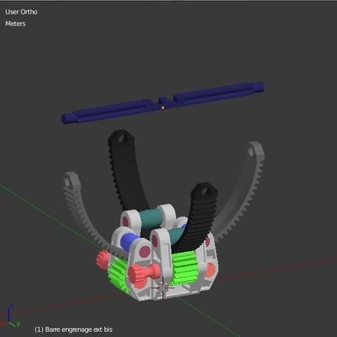 Exterior_bar.JPG Download STL file Armillary phone Holder • Design to 3D print, 3d-fabric-jean-pierre
