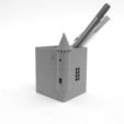 3D print model Gramat Tower, 3d-fabric-jean-pierre