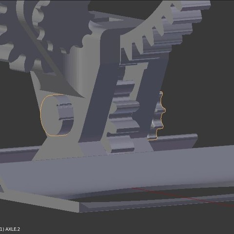 montage8.JPG Download STL file Armillary phone holder • 3D printer model, 3d-fabric-jean-pierre