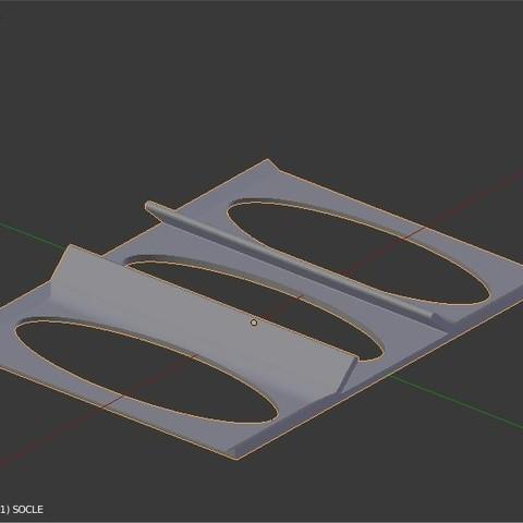 montage1.JPG Download STL file Armillary phone holder • 3D printer model, 3d-fabric-jean-pierre