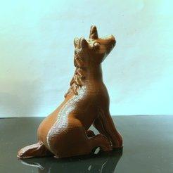 Download 3D printer files Unicorn chocolate, 3d-fabric-jean-pierre