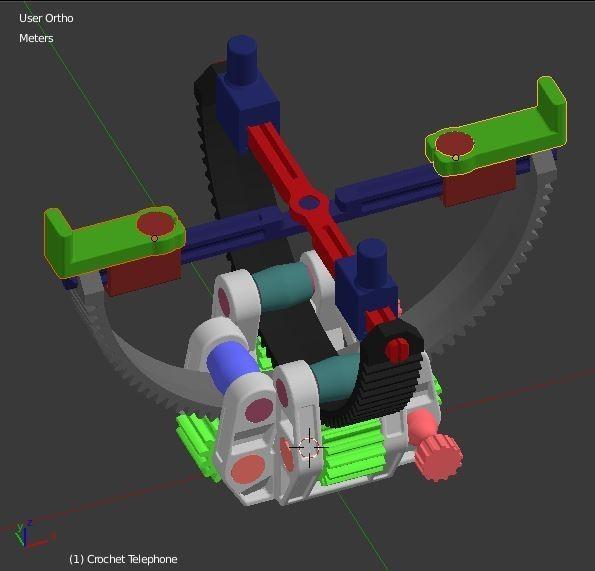 Renvoie.JPG Download STL file Armillary phone Holder • Design to 3D print, 3d-fabric-jean-pierre