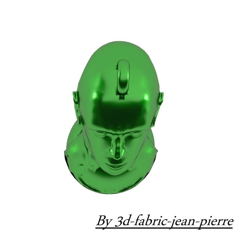 3d-fabric-jean-pierre_head_on_marble_render_5_carr.jpg Download OBJ file Head on Marble • 3D print template, 3d-fabric-jean-pierre