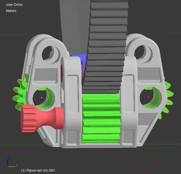 Pignon_3.JPG Download STL file Armillary phone Holder • Design to 3D print, 3d-fabric-jean-pierre