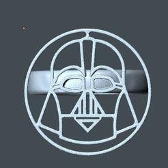 ring_vader_1_net.JPG Télécharger fichier STL Anneau darth vader • Objet pour imprimante 3D, 3d-fabric-jean-pierre