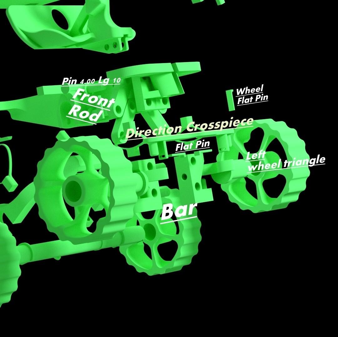 3d-fabric-jean-pierre_carphoneholder_render_NamePart2_car.jpg Download STL file Car Phone Holder • Template to 3D print, 3d-fabric-jean-pierre