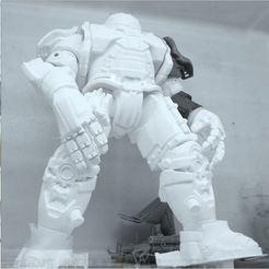 make_2_full_lt.JPG Download STL file Hulkbuster • 3D print design, 3d-fabric-jean-pierre
