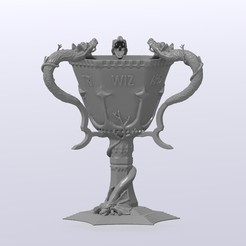 triwizard_cup_view_1.jpg Download OBJ file The triwizard cup • 3D printable template, 3d-fabric-jean-pierre