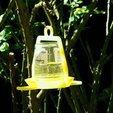 Fichier STL abreuvoir à oiseaux, 3d-fabric-jean-pierre