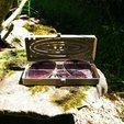 Descargar modelo 3D Estuche para gafas de sol, 3d-fabric-jean-pierre